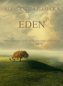 Alessandra publishes here book 'EDEN'